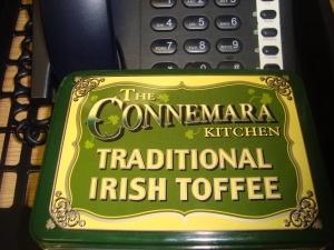 Irish Toffee